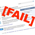 Google Adsense Konto gesperrt