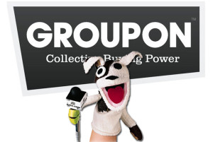 """I'm back!"" - Groupon IPO"