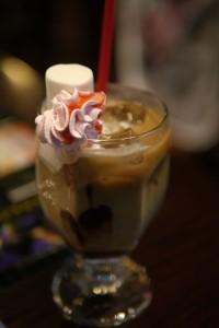 アイリの豆乳カフェオレ