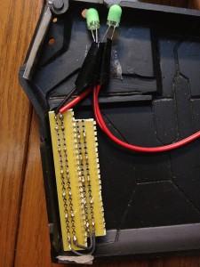 ドミネーター・LED配置