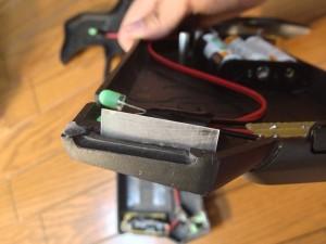 ドミネーター・LED仕込み